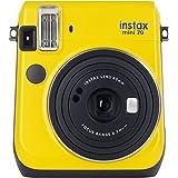 Instax Mini 70 Fujifilm, Sarı