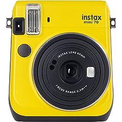 Fujifilm Instax Mini 70 Appareil photo instantané Jaune