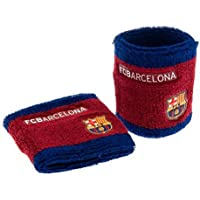 FC Barcelona Official Football Gift Wristbands - A Great Christmas / Birthday Gift Idea For Men And Boys by Official FC Barcelona Gifts