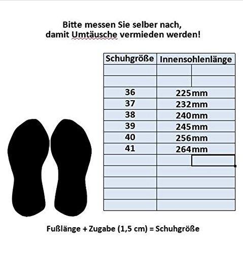 2Surf Damen Pantoletten Sandalen Latschen Strand Clogs Pantoffel in Vielen Farben. M315be Beige