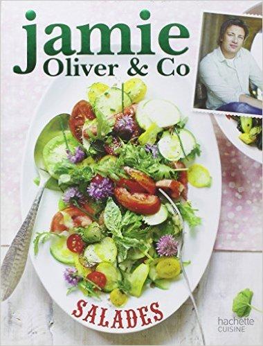 Jamie Oliver & Co Salades de Jamie Oliver ( 3 avril 2013 )