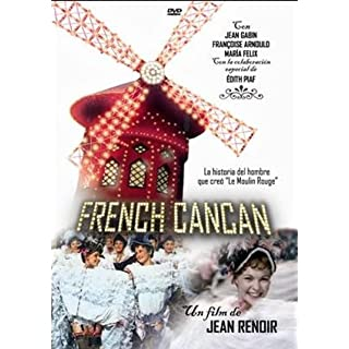 French Can Can (Dvd Import) (2009) Jean Gabin; María Félix; Françoise Arnould;