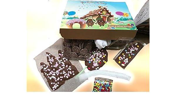 Chocolate Making Dinosaur Box Chocolate Making Fun For All