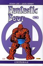 Fantastic Four l'Intégrale, Tome 5 - 1966 de Stan Lee