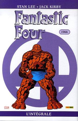Fantastic Four l'Intégrale, Tome 5