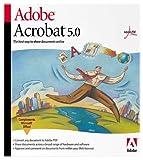Adobe Acrobat 5.0 Upgrade [Old Version]