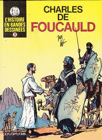 Figures de proue - tome 2 - CHARLES DE FOUCAULD
