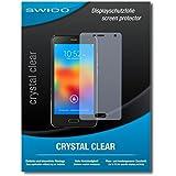 """2 x SWIDO® Protector de pantalla Elephone P5000 Protectores de pantalla de película """"CrystalClear"""" invisible"""
