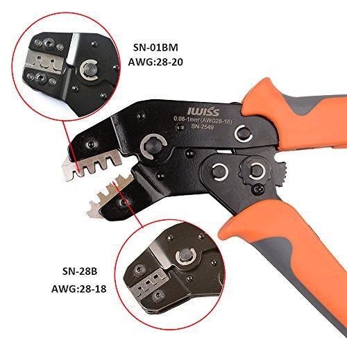 Zoom IMG-1 iwiss sn 2549 utensili di