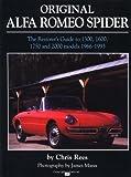 Original Alfa Romeo Spider (Original (Motorbooks International))