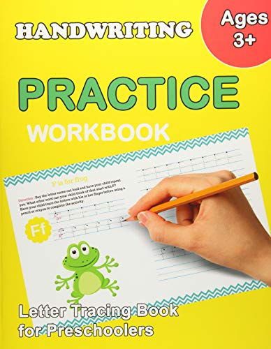 Letter Tracing Book for Preschoolers: Number and Alphabet Tracing Book, Practice For Kids, Ages 3-5, Number Writing Practice, Alphabet Writing Practice: Volume 5 (Wipe Clean) por Plant Publishing