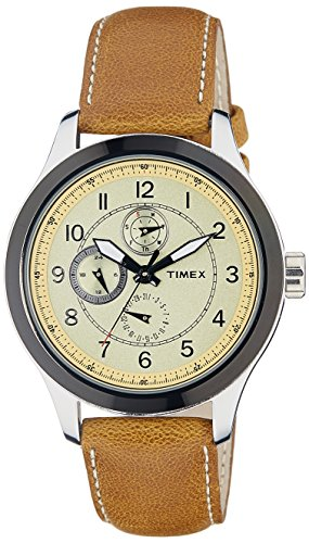 Timex Analog Yellow Dial Men's Watch-TI000I70700 image - Kerala Online Shopping