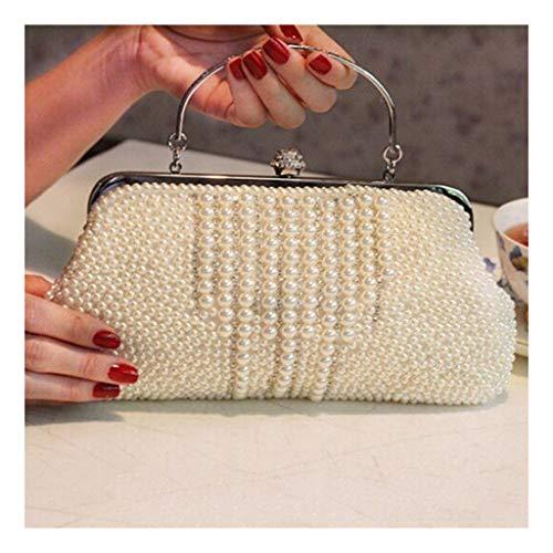 (JUZHIJIA Diamant-Tasche Mode-Dinner Handtasche Kleid Handtasche. Gelbliches Gelb)