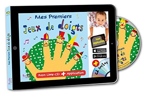 Mes premiers jeux de doigts (1CD audio) par Rémi Guichard