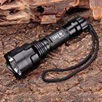 NowAdvisor®TrustFire XML-C8-T6 5-Modus CREE LED Taschenlampe 1000 Lumen
