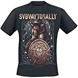 Subway To Sally Taurus Warrior T-Shirt schwarz M