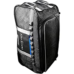 Sac explorer aqualung filet avec roulette