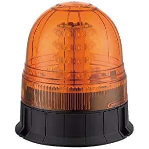 Gyrophare magnetique 12 volts 24 volts à leds stelux