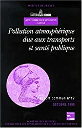 Pollution atmosphérique due aux transports et santé publique