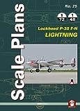 Scale Plans No. 25: Lockheed P-38 F-H Lightning