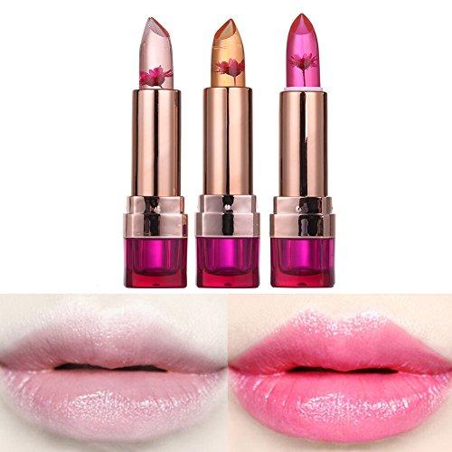Molie 3PCS Rouge à lèvres-Beauté Maquillage Accessoire