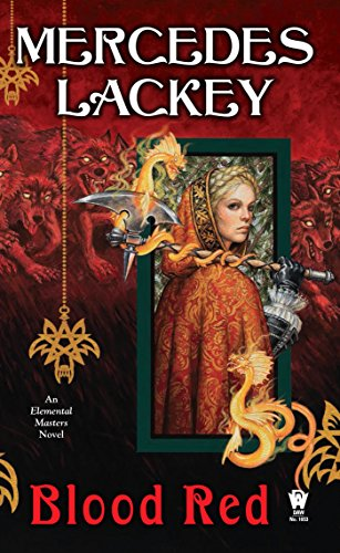 Blood Red (The Elemental Masters)