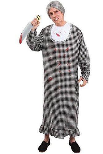 Imagen de disfraz de abuela asesina  único, xl
