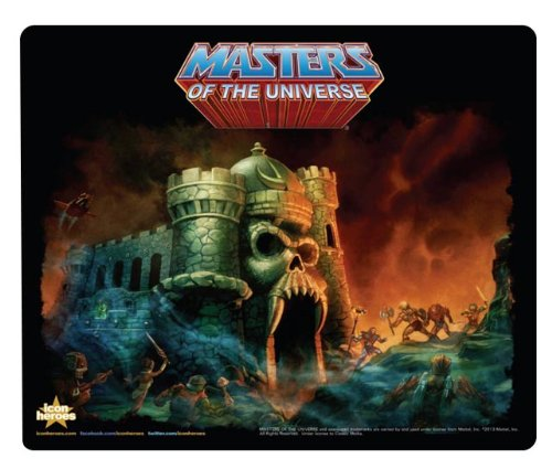 Masters Of The Universe PowerCon Grayskull Mouse Pad 2013 Exclusive