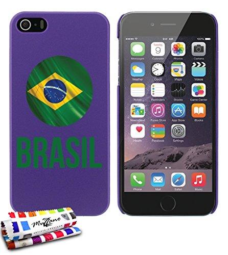 carcasa-rigida-ultra-slim-apple-iphone-5-de-exclusivo-motivo-balon-de-futbol-brasil-violeta-de-muzza