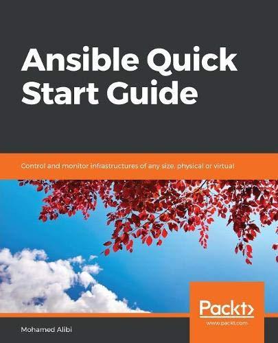 Ansible Quick Start Guide por Mohamed Alibi