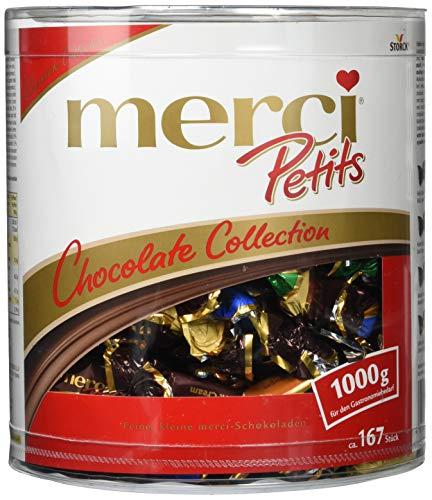 ¡Disfruta con Merci Petits chocolate Collection una experiencia muy especial chocolate. exquisita Merci chocolate seducir sus sentidos y le ofrecen una gran variedad con diferentes especialidades. Disfrute de Merci Petits en las siguientes variedades...