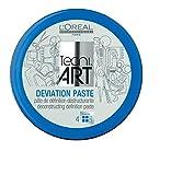 L'Oréal tecni.art texture deviation paste fix 100 ml Styling-Creme für einen modisch zerzausten Look 100 ml