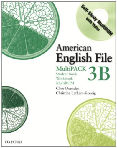 American English File Level 3: American english file multipack Vol. 3B. Per le Scuole superiori
