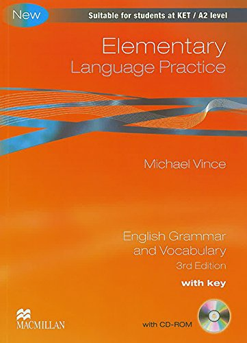 Language practice. Elementary. Student's book with key. Per le Scuole superiori
