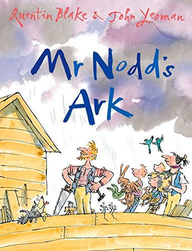 Image of Mr. Nodd's Ark by John Yeoman (2016-01-07)