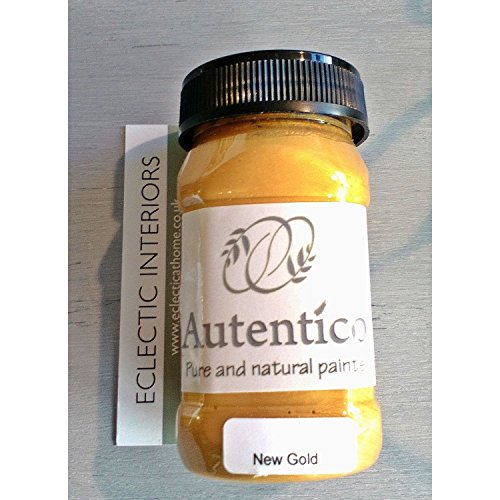 autentico-new-gold-metallic-chalk-paint-100ml-100ml