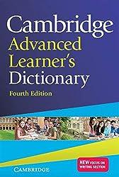 Cambridge Advanced Learner's Dictionary