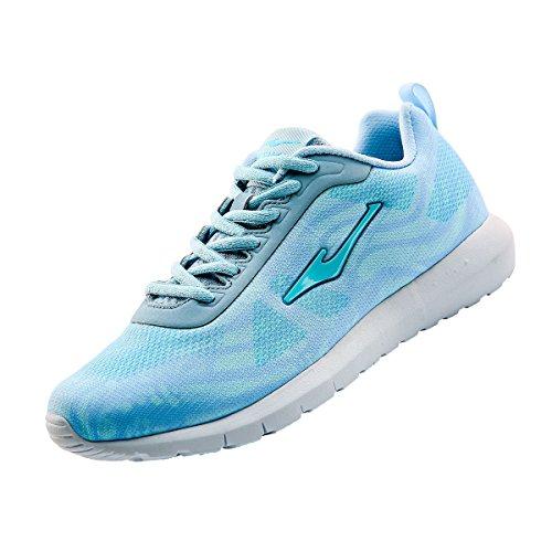 Erke traspirante da donna allenamento scarpe 52116220024, Donna, Blue, UK 6/EU 40