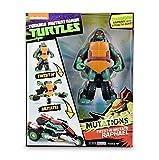 Tortugas Ninja - TMNT Mutation vehiculos con Tortuga Rafael (Giochi...