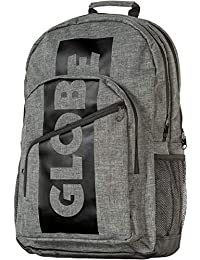 e1d9655de9 Globe Jagger III Backpack, Unisex Adults' Grey (Charcoal), 30x40x30 cm (