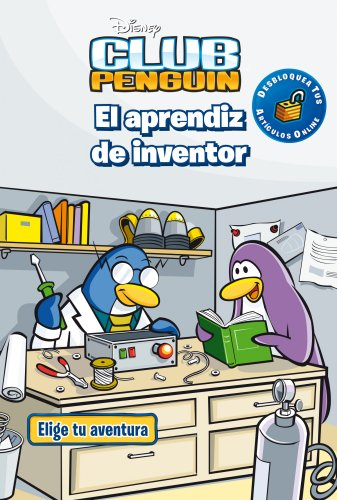 Club Penguin. El aprendiz de inventor: Elige tu aventura 2