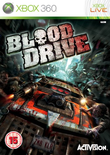 Microsoft Blood Drive (Xbox 360) [Import UK]
