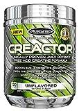 MuscleTech Creactor Kreatin Creatin HCL Muskelaufbau Und Kraft I Unterstützung Bodybuilding & Fitness 204g Unflavoured