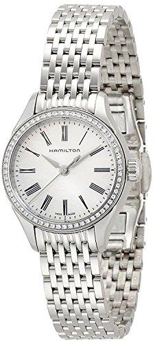 HAMILTON Reloj Valiant 60P Diamond H39211194 Mujer