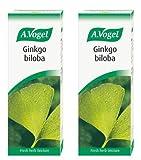 (2 Pack) - A Vogel - Ginkgo Biloba | 50ml | 2 PACK BUNDLE from A.VOGEL