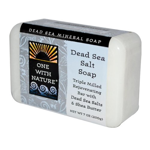 One With Nature One With Nature Dead Sea Salt Soap