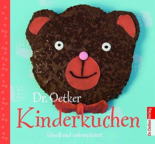 Kinderkuchen: Schnell und unkompliziert (Für Kinder)