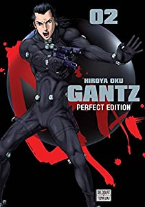 Gantz Edition perfect Tome 2