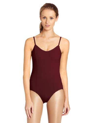 Capezio Damen Gymnastikanzug Prinzessin - Rot - - Gymnastikanzug Lycra Kostüm