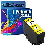 Tito-Express PlatinumSerie 1 Tintenpatrone XXL kompatibel mit Epson TE3794 TE-378XL | geeignet für Epson Expression Photo XP-8000 XP-8005 XP-8500 XP-8505 XP-15000 | Yellow